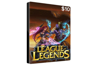 League of Legends $10