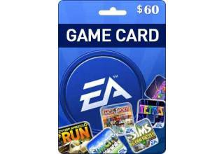 EA $20 Game Card