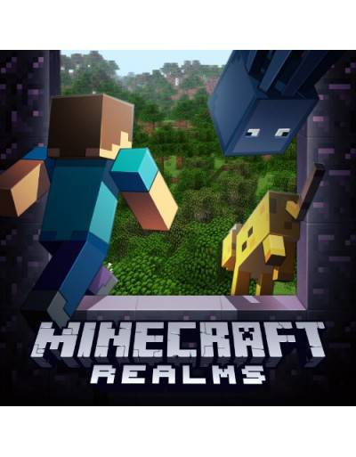 Minecraft Realms 1Month