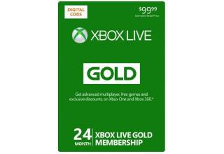 Xbox Live Gold 24 Month