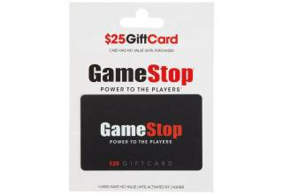 GameStop $25 Gift-Card