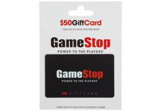 GameStop $50 Gift-Card
