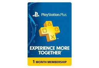 PSN Plus 1Month - US