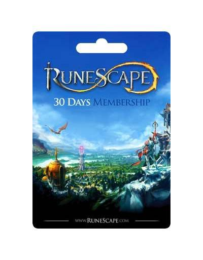 Runescape 30 Days