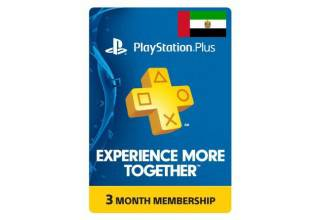 PSN PLUS 3M UAE