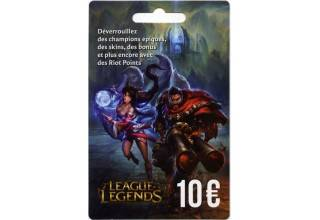 League of Legends €10