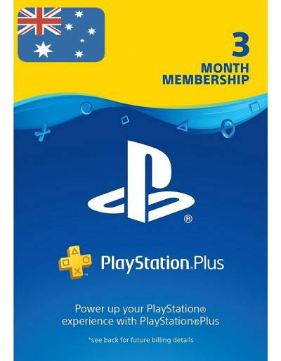 PSN Plus 12Month استرالیا