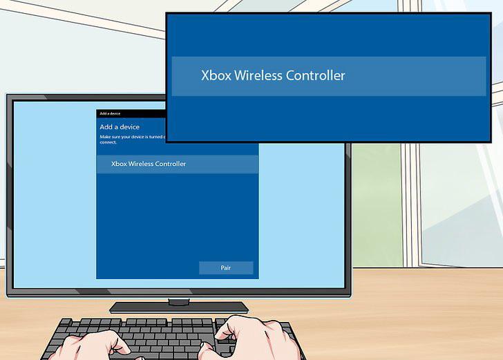 آموزش نحوه اتصال کنترلر ایکس باکس وان به PC
